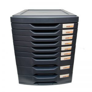 Tidy Tower – 9 Drawer