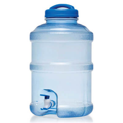 18.9l Bottle With Tap
