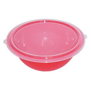 Bowl & Lid 2l (23cm) - Assorted